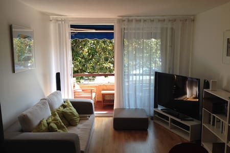 Quiet and well located appartment - Apartment