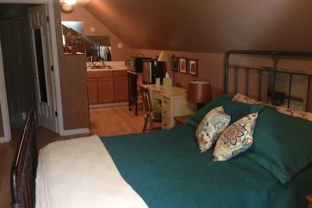 Charming and quiet private studio - Grayslake - Maison