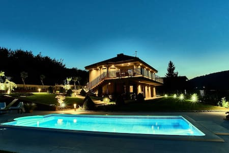 Relax House Mia - Bosiljevo - Villa