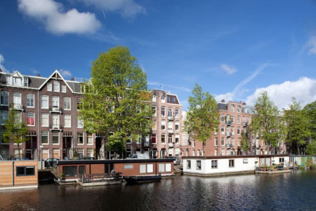 Canal apartment