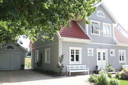 Schwedenhaus am Altmühlsee - Gunzenhausen - Ev