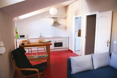 Acogedor apartamento en pleno centro - Badajoz - Kondominium