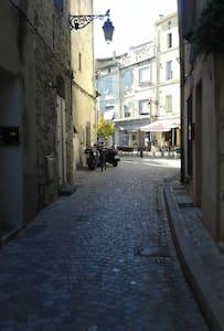 Bienvenue au centre villes arles - Arles - Apartment