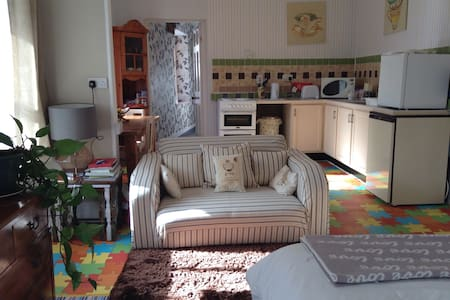 Nanny Apples cosy nest in Pilton - Apartmen