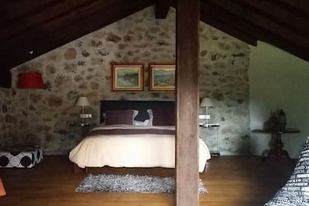 Borda en zona rural a 47 km de Donostia - House