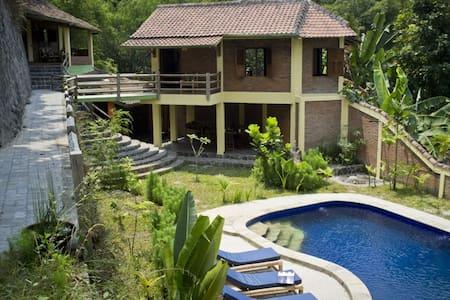 Alamkita: Amazing view - Privacy  - Yogyakarta - Villa
