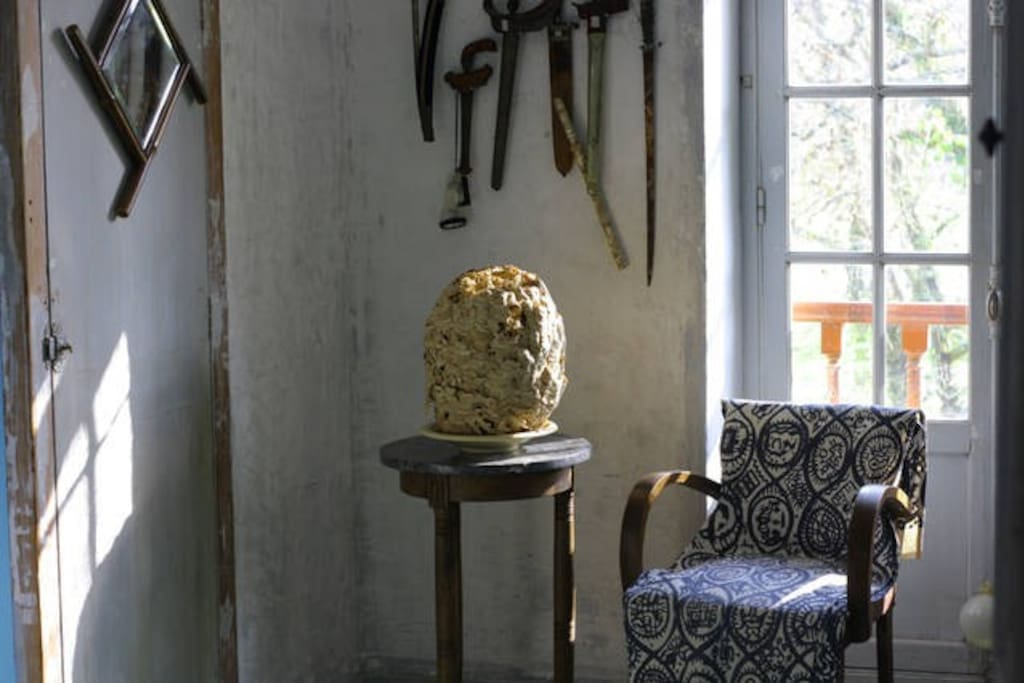 Details in one of the rooms