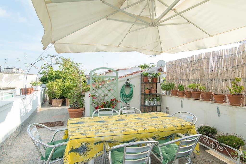 Napoli centro storico appartamenti in affitto a napoli for Airbnb napoli