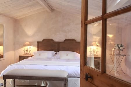 "Romantic room "" PERLE DE COTON"" - Bed & Breakfast"