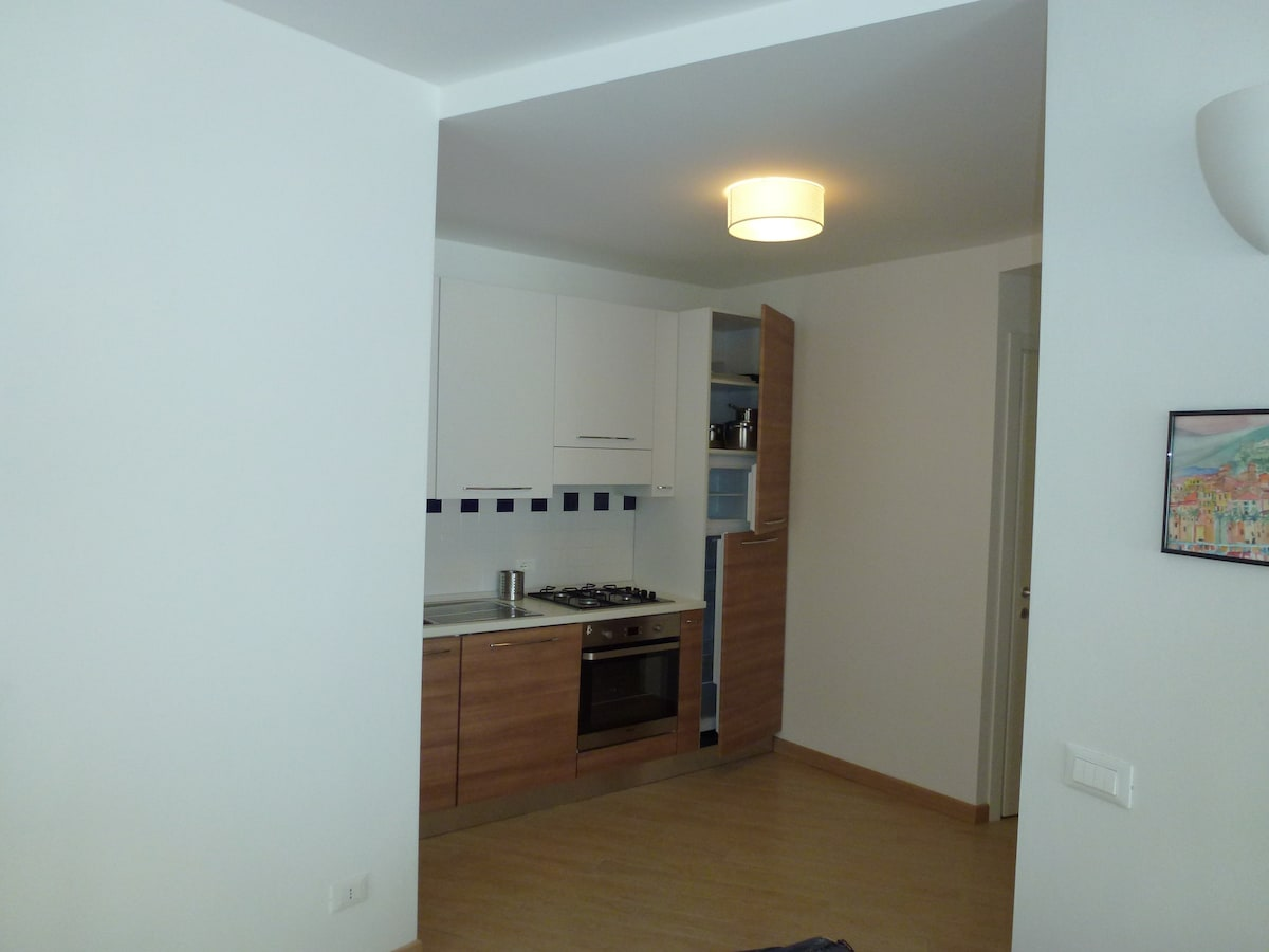 One-room apartment in Ospedaletti