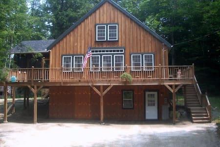 Winnipesaukee Water Access Home - Casa