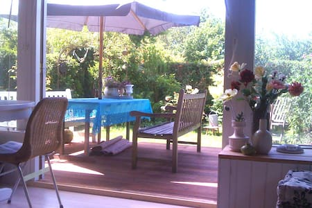 Comfortable & light garden-cottage near dunes/sea - Egmond-Binnen