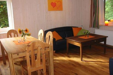 Ruhige Wohnung auf dem Bauernhof - Apartamento