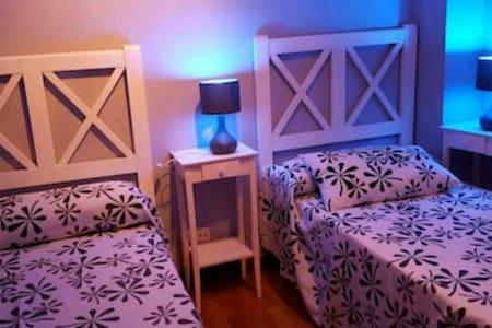 Habitacion dos camas cerca de Bilbao - Gallarta, Euskadi, ES