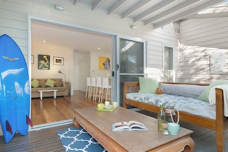 Barefoot in Byron - Sunset Room - House