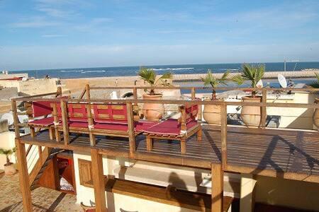 Golf et mer : ravissant Riad 17eme - Haus