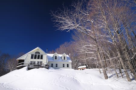 Perfect Winter Lodge in Vermont