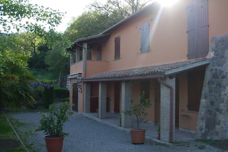 B&B il Voltabotte Room Glicine - Orvieto - Bed & Breakfast