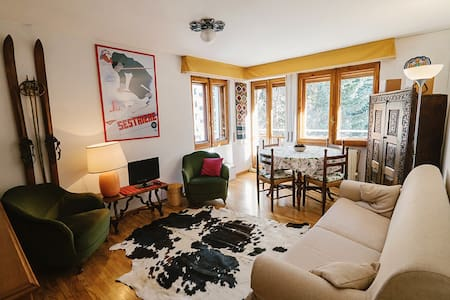 Confortably near to ski lifts - Apartment
