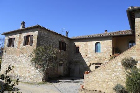 La Casetta del telegrafo in Chianti - Hus