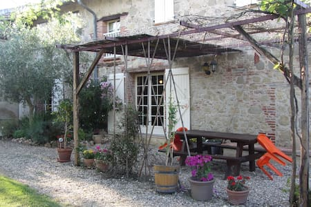 Chambre Pistache-Chocolat - Bed & Breakfast