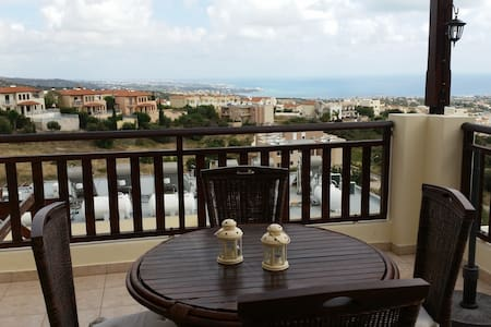 Park View art.(1bed.) Pegia ,Paphos - Huoneisto