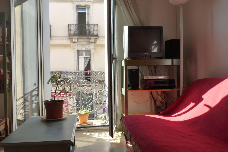 Apartment Montpellier Quarter Stati