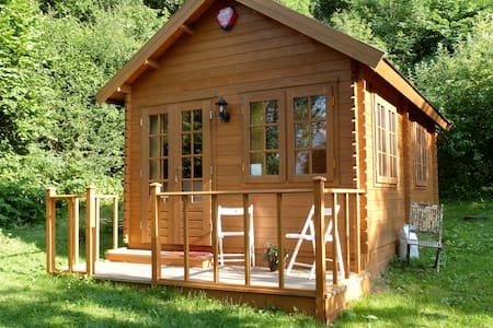 Country Cabin in Orchard - Totnes
