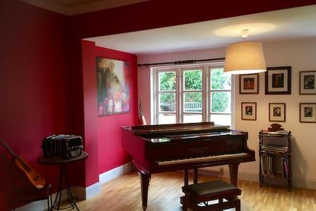 Edwardian family home in Northwood, London - Northwood - House