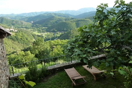 Private holiday home, great views