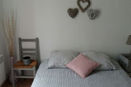 Chambre spacieuse Suite parentale - Hus