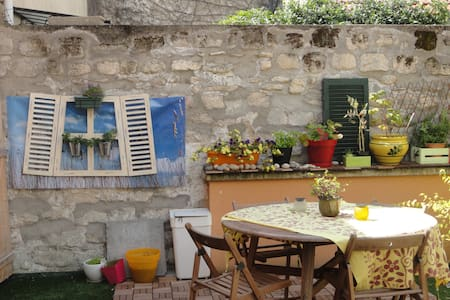 Great flat with a nice terrace  - Conflans-Sainte-Honorine