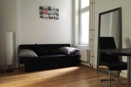 170m von  Reeperbahn / St. Pauli - Appartamento