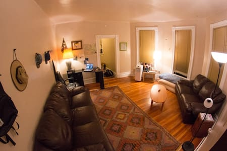 Private Apt Historic Avenues Home - Salt Lake City - Wohnung