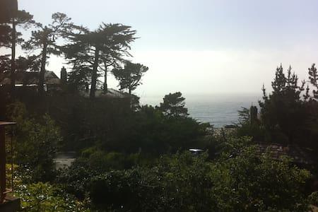 2 BR Highlands Inn with Ocean View - Lakás