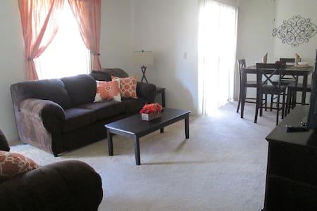 luxury furnished 2bed/2 bath apt - Bakersfield