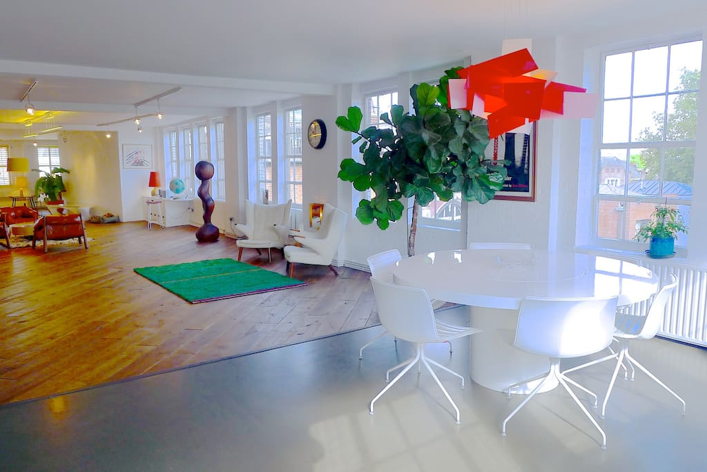 3000 SQ FT DAZZLING SHOREDITCH LOFT Lofts For Rent In Greater London