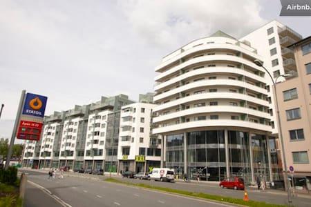 Nice rom sentral Oslo/vest/-perfect for everyone - Oslo - Condominium