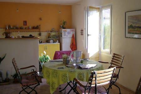 Maison au calme proche Montpellier - Candillargues - Apartment