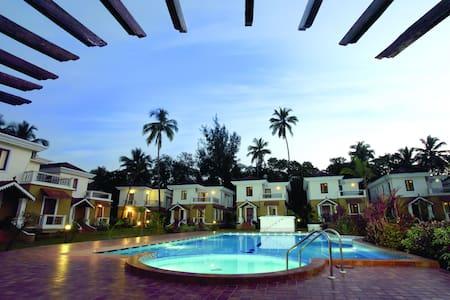 Lavish 3 B.R. Villa at Guirim, Goa - Guirim