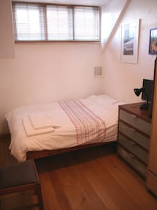 Double bedroom in period building - Apartment