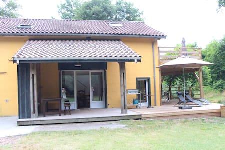 Maison spacieuse en pleine nature pour 2 personnes - House