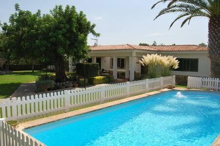 House in Mallorca: ideal families - Casa
