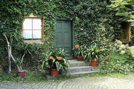 Gemütliche Wohnung in der Natur - Wohnung
