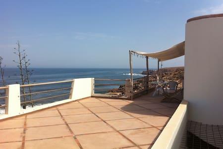 Terrace On The Ocean, SW Morocco 1 - Mirleft - Haus