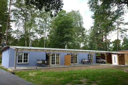 Ferienhaus direkt am Grimnitzsee - Casa