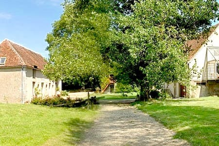 Ancien mill, charming cottage - House