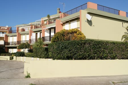 APARTMENT  FRONT/VIEW SEA - Fertilia