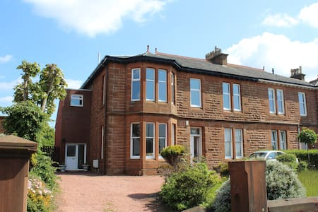 Arran View Apartment - Prestwick - Apartment