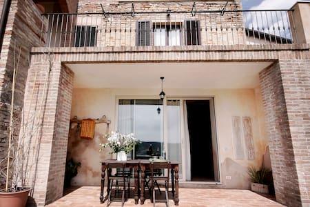 """Casale del Levriero """"Il Corbezzolo"""" - Montefiore dell'Aso - Flat"""